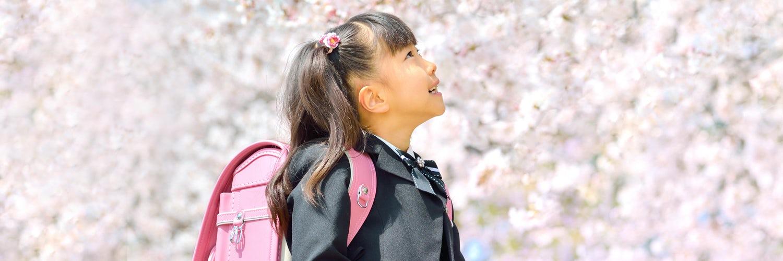 入園卒園・入学卒業の出張撮影